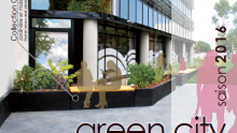 Green City lance son nouveau site internet