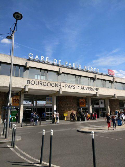 La gare Paris-Bercy-Bourgogne-Pays d'Auvergne officiellement inaugurée