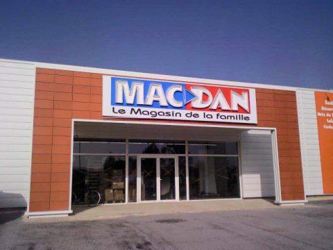 L'enseigne MacDan s'installe à Cournon