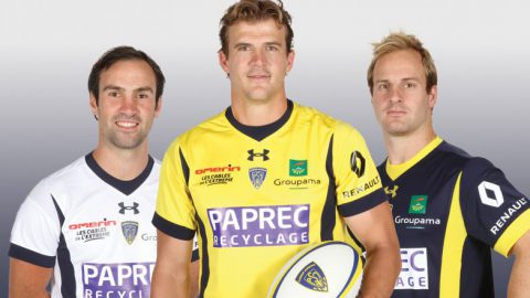 Paprec nouveau sponsor principal de l'ASM Clermont