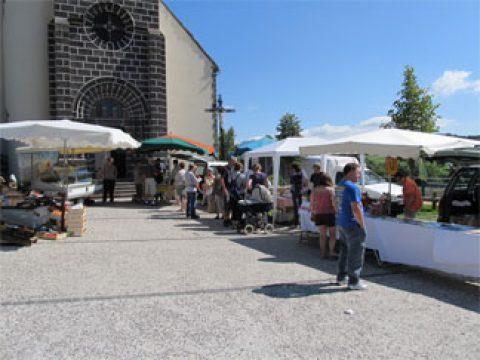 Liste des marchés dans le Puy de Dôme