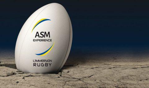 L'ASM Clermont Auvergne inaugure «son» expérience