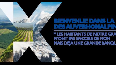 La Banque Populaire Massif-Central devient Auvergne-Rhône-Alpes