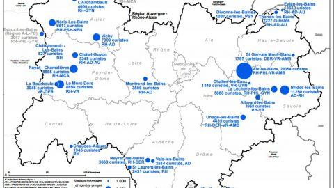 État des lieux du thermalisme en Auvergne-Rhône-Alpes