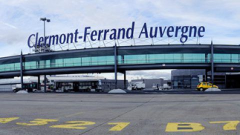 L'Aéroport de Clermont/Auvergne se développe avec de nouveaux vols