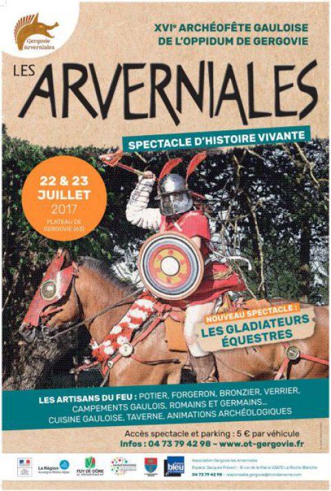 Les Arverniales 2017