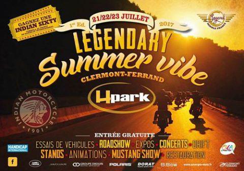 Legendary Summer Vibe