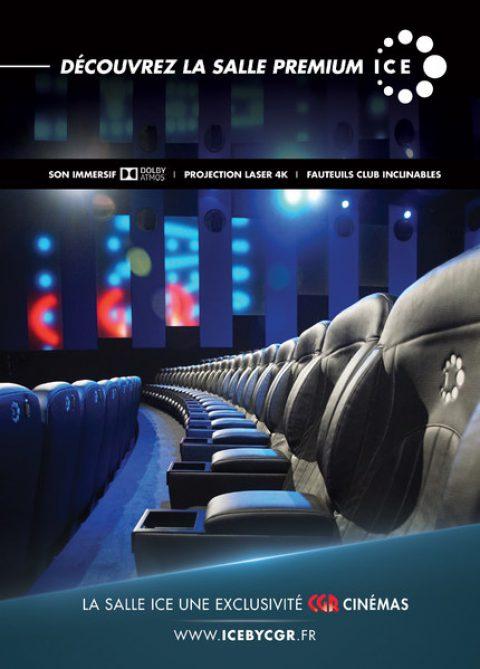Cinéma CGR Clermont Ferrand Val Arena