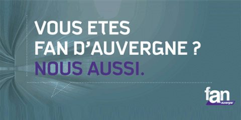 Fan Auvergne une plateforme «fier de son territoire»