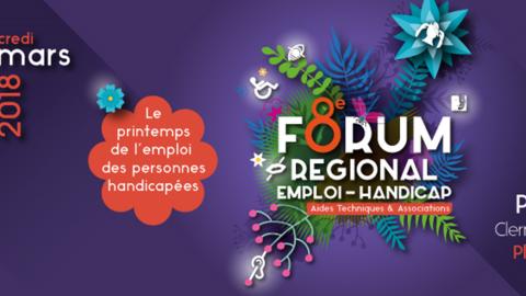 8ème Forum Régional Emploi-Handicap – Polydome