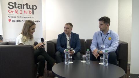 Une grande 1ère pleine de promesse pour StartUp Grind à Clermont-Ferrand