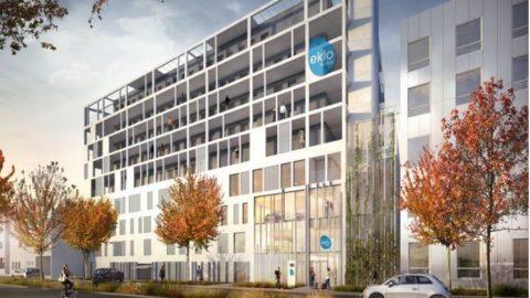 Un nouveau concept d'hôtel à Clermont-Ferrand