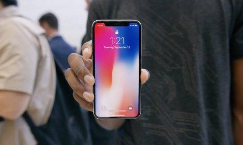Quelques points sur la sécurité de l'iPhone X