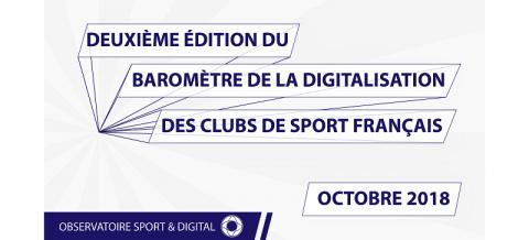 Les clubs sportifs locaux face à la «digital fan experience»
