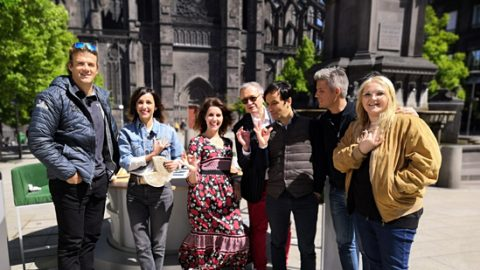 Clermont-Ferrand passe à la télé le 1er et le 2 juin prochain