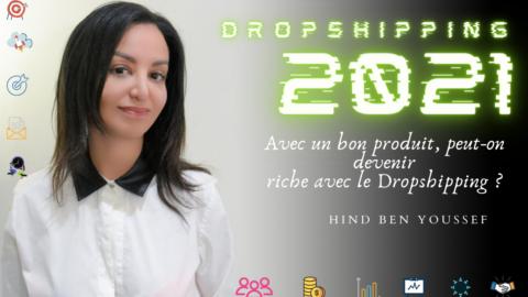 Avec un bon produit, peut-on devenir riche avec le dropshipping ?