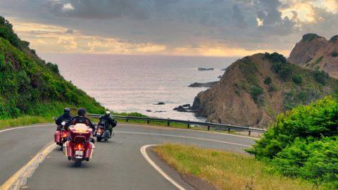 Top 4 des road trips à essayer en moto aux États-Unis